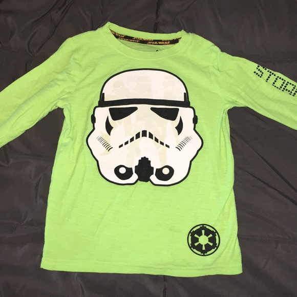 jumping beans Other - Star Wars Stormtrooper Long Sleeve Tee